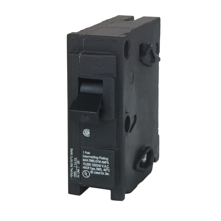 Siemens QP 30-Amp 1-Pole Single-Pole Circuit Breaker
