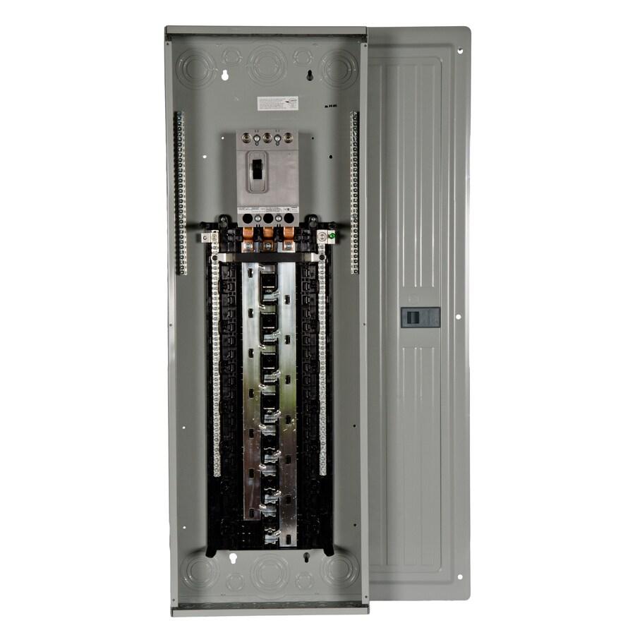 Siemens 60-Circuit 42-Space 200-Amp Main Breaker Load Center