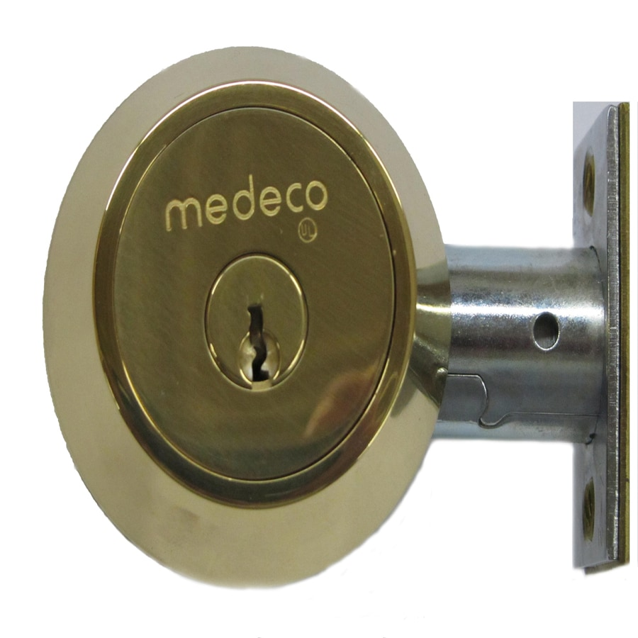 Shop Medeco Maxum 605 Double-Cylinder Deadbolt at Lowes.com