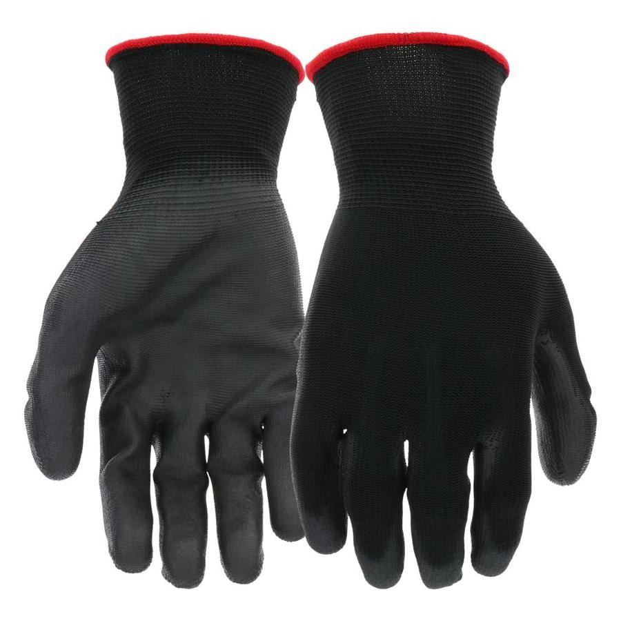 Black Kitchen Work Gloves