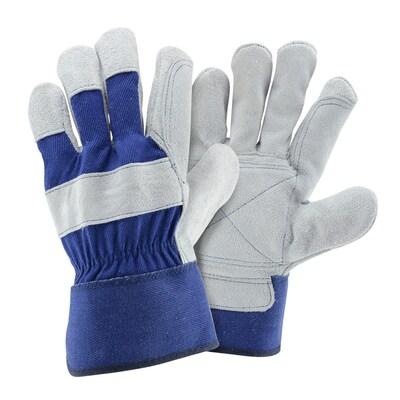 Lowes Work Gloves >> Large Mens Leather Gloves