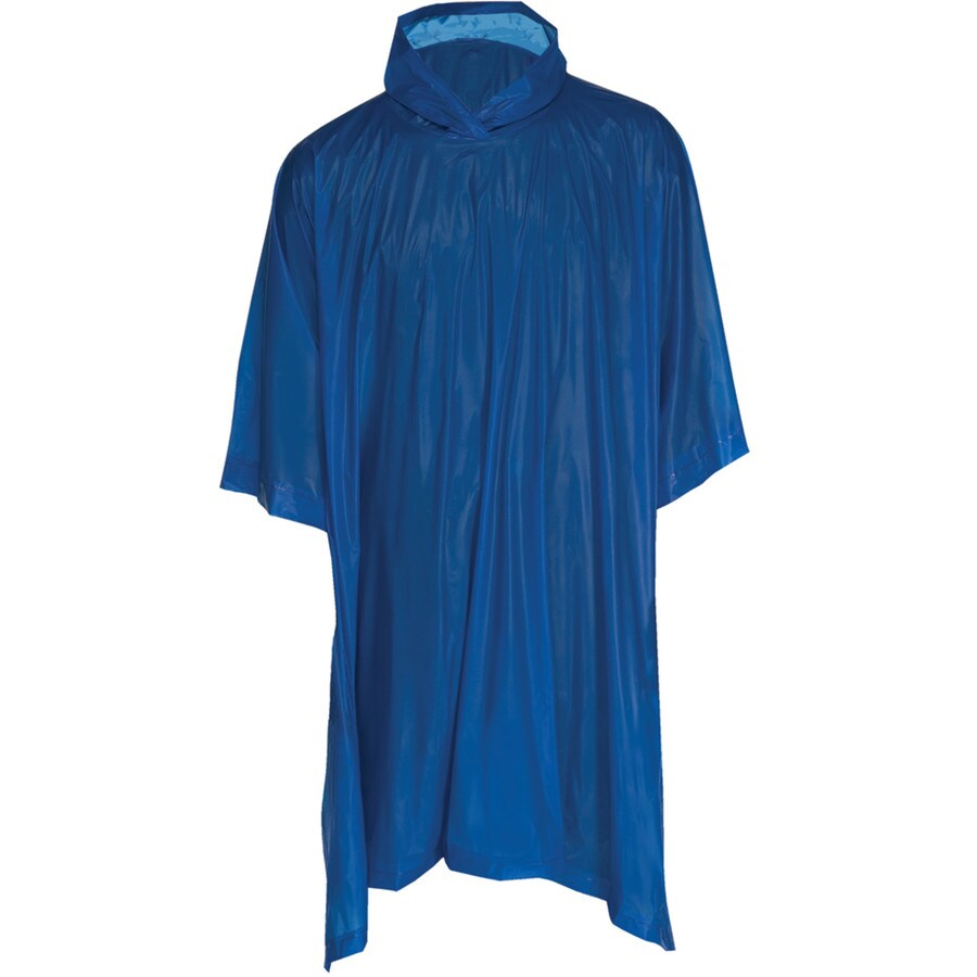 West Chester One Size Fits All Blue Poncho