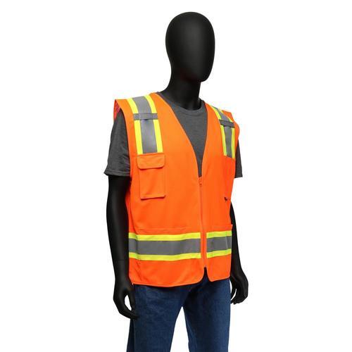 Ansi Compliant Reflective Safety Vest