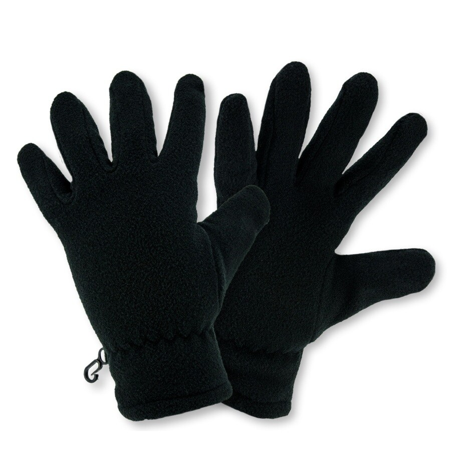 West Chester Small Unisex Black Cotton Insulated Winter Gloves