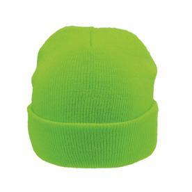 84ac3e246fbd3 West Chester Hi-Vis Fleece Lined Knit Hats
