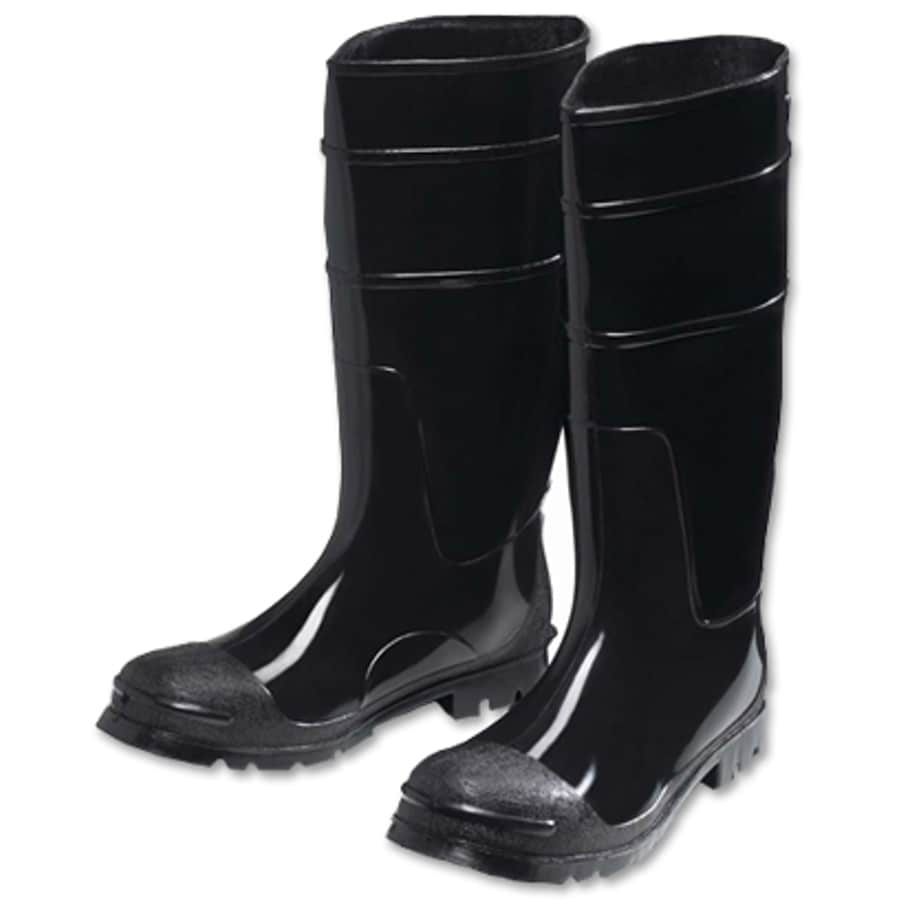 West Chester Black Rubber Boots (9)