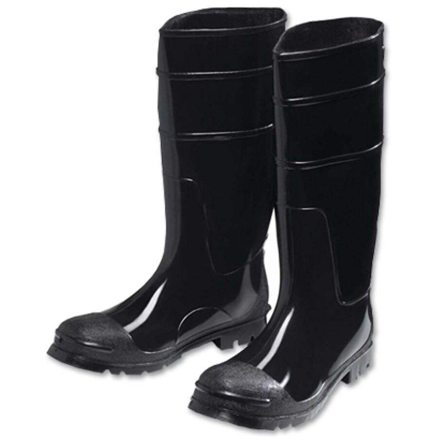 West Chester Black Rubber Boots (12)