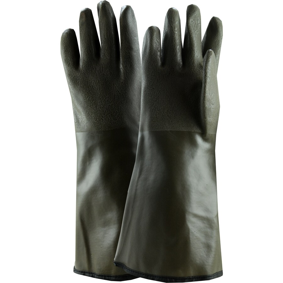 West Chester Large Men's Polyester Multipurpose Gloves