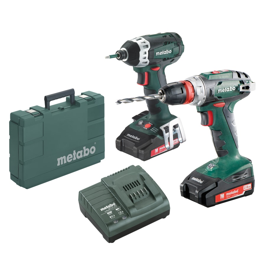 Metabo Ultra-M 2-Tool 18-volt Lithium Ion Cordless Combo Kit