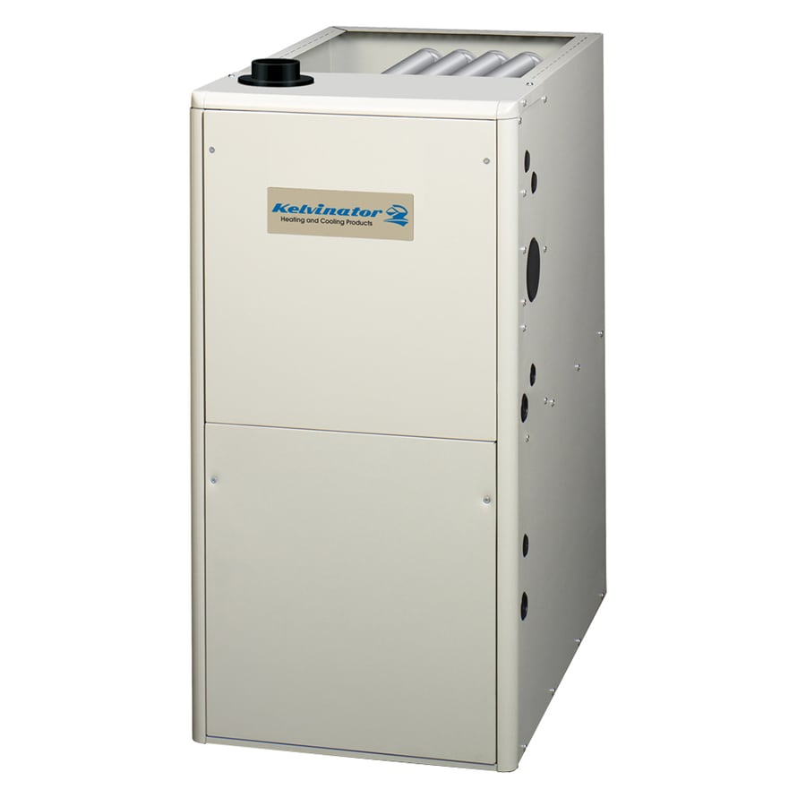 Kelvinator 80,000-Max BTU Input Natural Gas 95.1 Percent Upflow/Horizontal 2-Stage Forced Air Furnace
