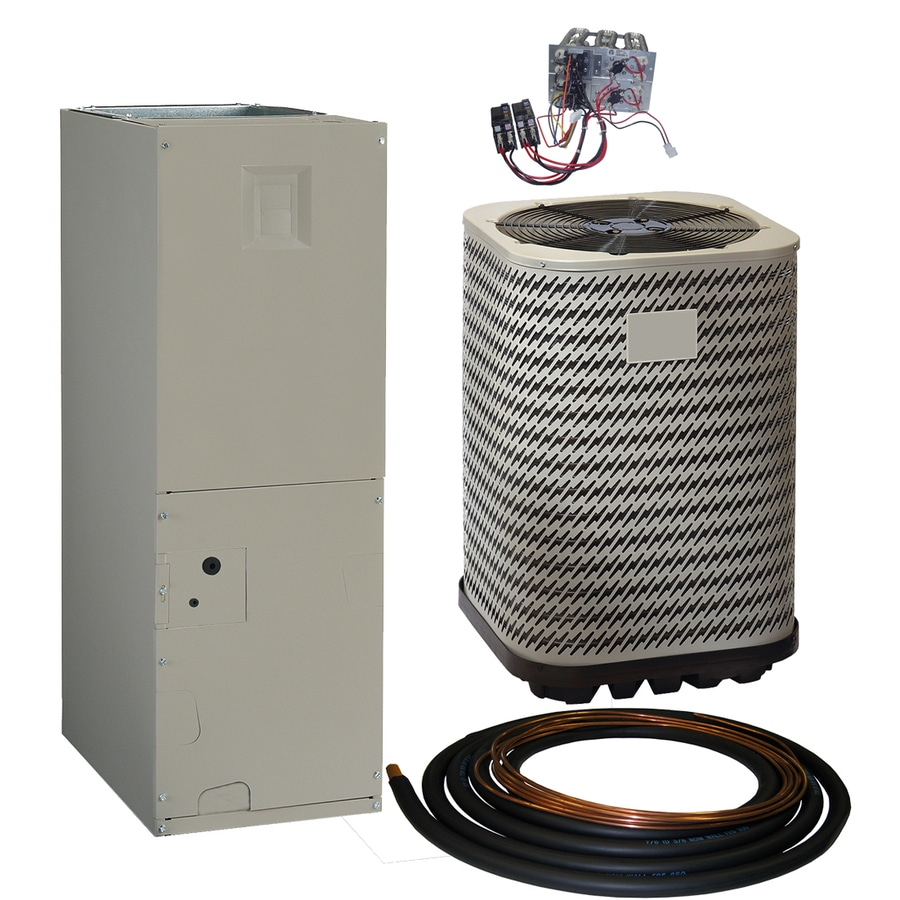 Shop Kelvinator Residential 2 5 Ton 14 Seer Heat Pump At