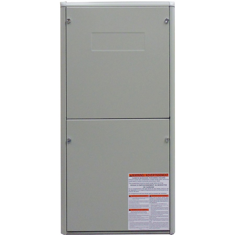 Kelvinator 108,000-Max BTU Input Natural Gas 80 Percent Upflow/Horizontal Forced Air Furnace