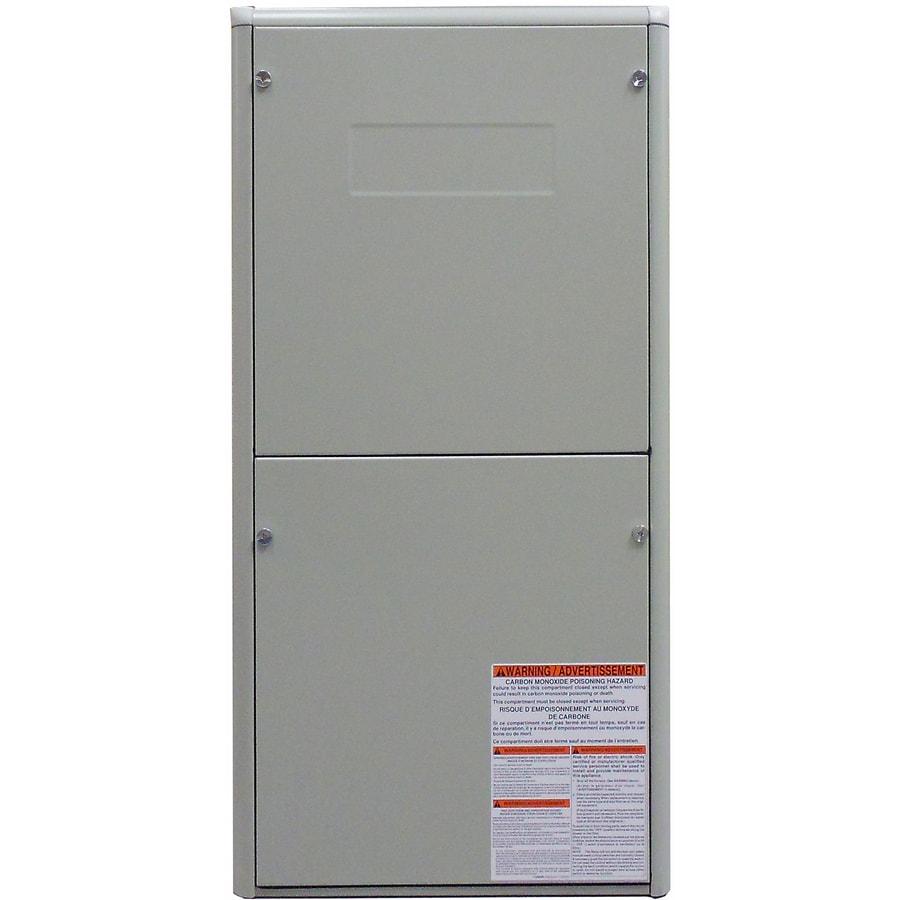 Kelvinator 126,000-Max BTU Input Natural Gas 80 Percent Upflow/Horizontal Forced Air Furnace