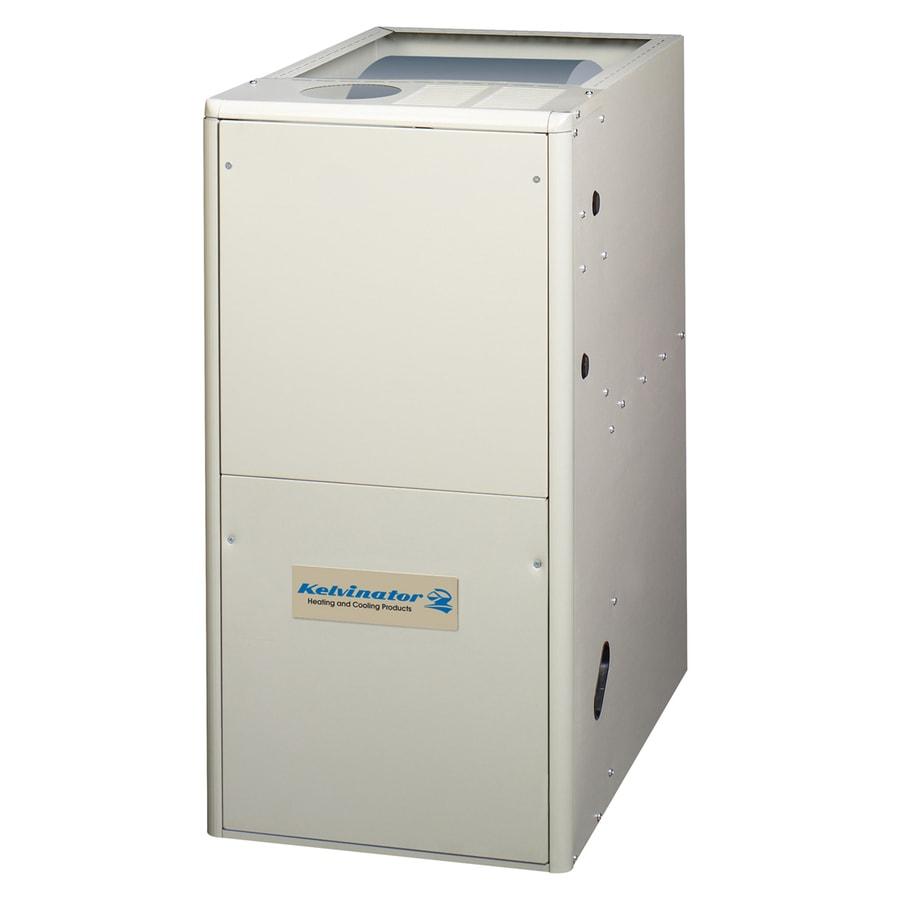 Kelvinator 108,000-Max BTU Input Natural Gas 80 Percent Downflow Forced Air Furnace