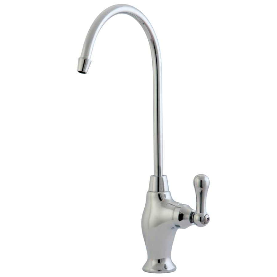 Kingston Brass Restoration Polished Cold Water Dispenser with Hi-Arc Spout