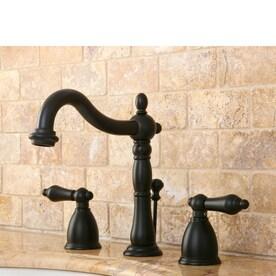 Prime Kingston Brass Bathroom Sink Faucets At Lowes Com Best Image Libraries Ponolprimenicaraguapropertycom