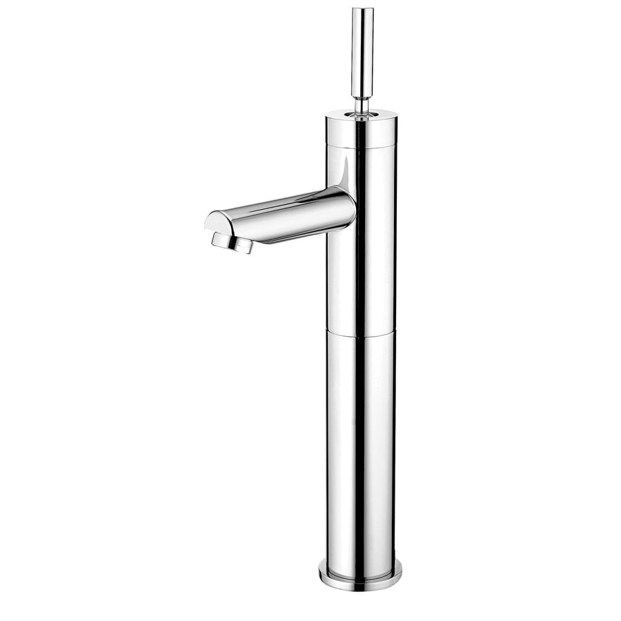 ... Brass Concord Chrome 1-Handle Single Hole Bathroom Faucet at Lowes.com