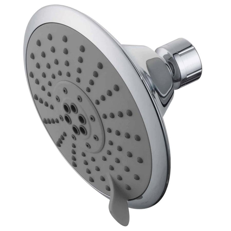 Kingston Brass Shower Head 1.75-GPM (6.6-LPM) Chrome 5-Spray WaterSense Handheld Showerhead