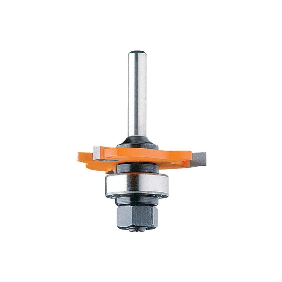 CMT Slot Cutter with Arbor and Bearing