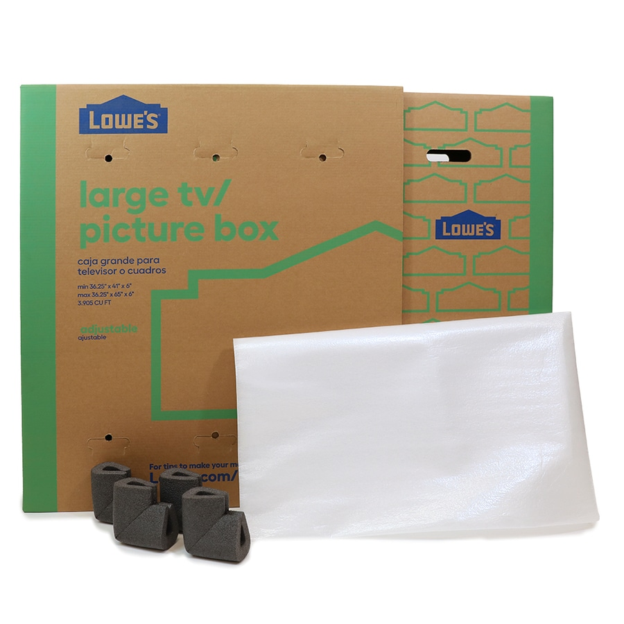 lowes the home within standard box wardrobe supplies boxes moving depot