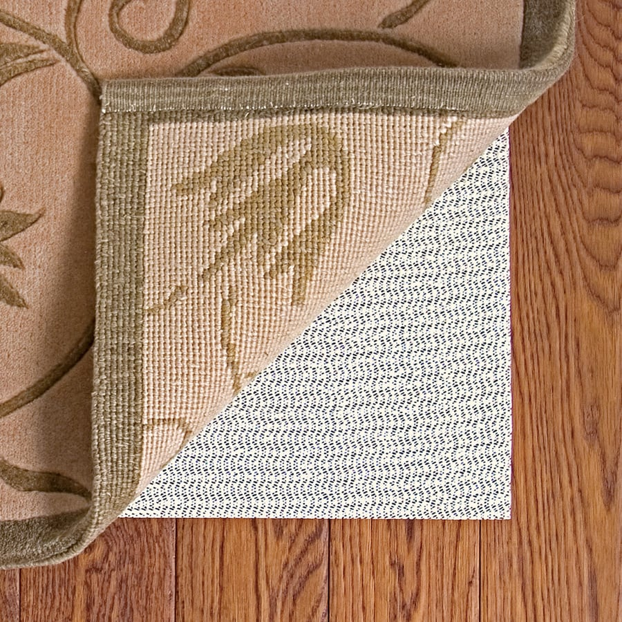 Style Selections 56-in x 86-in Rug Pad