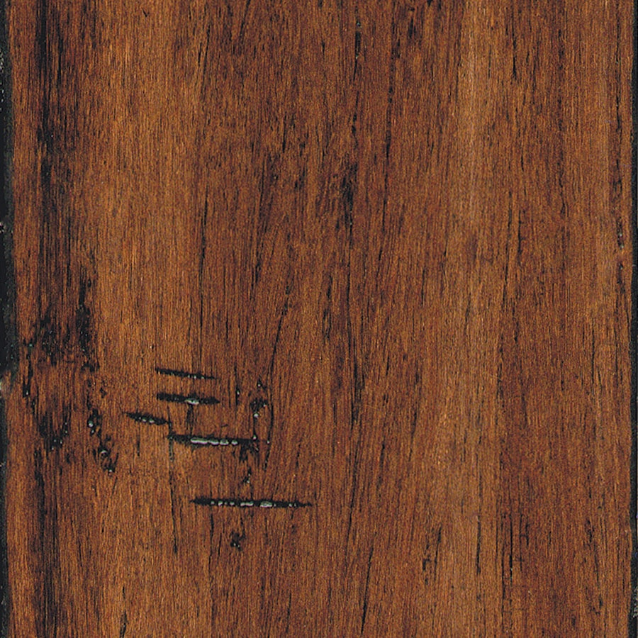 Style Selections Bamboo Hardwood Flooring Sample (Brown)