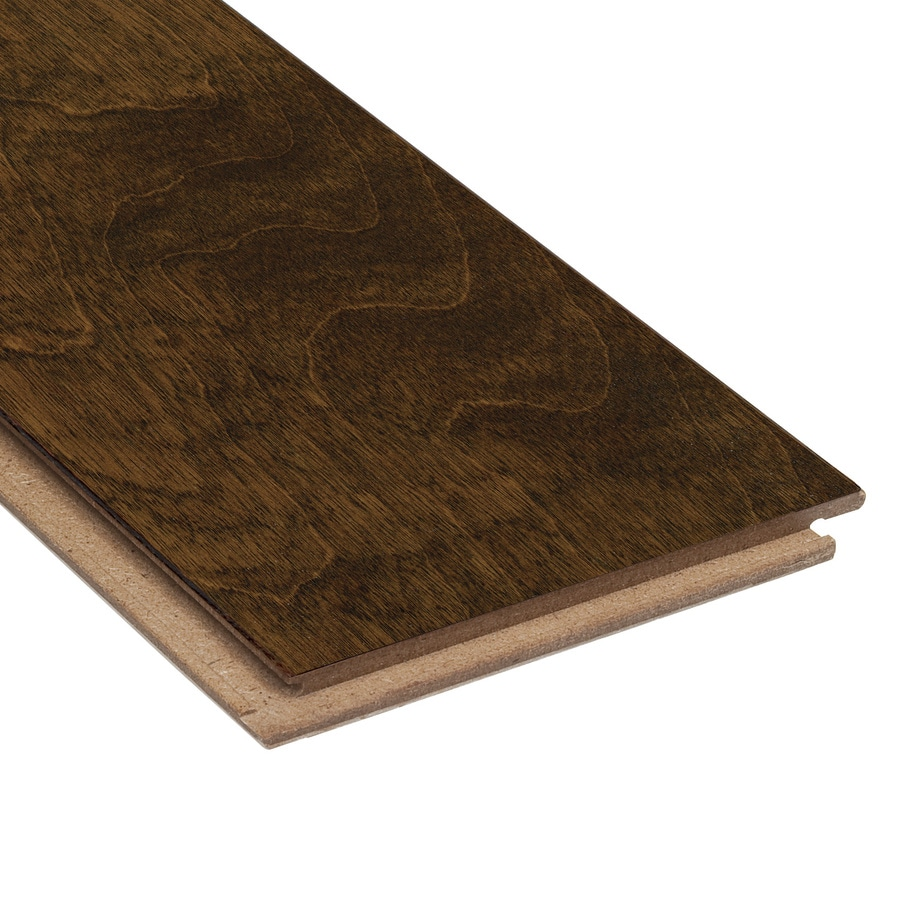 Style Selections Prefinished Brown Birch Hardwood Flooring (26.25-sq ft)