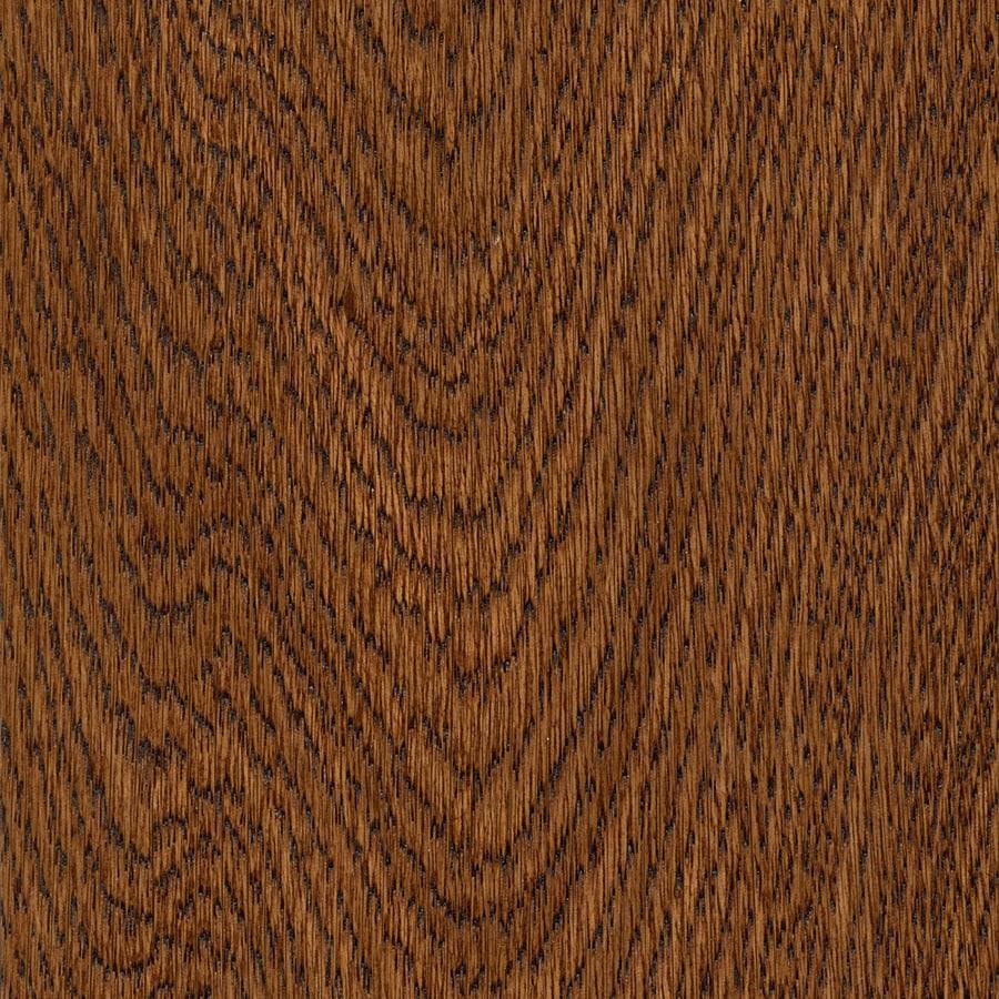 Project Source Oak Hardwood Flooring Sample (Brown)