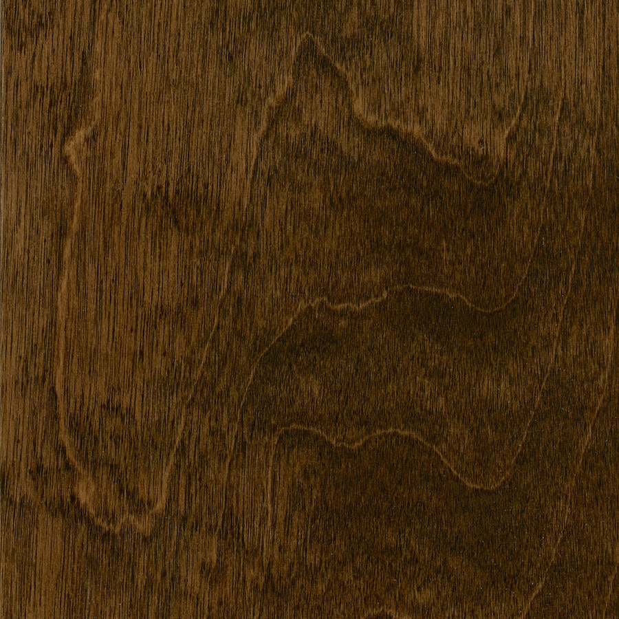 Style Selections Birch Hardwood Flooring Sample (Brown)