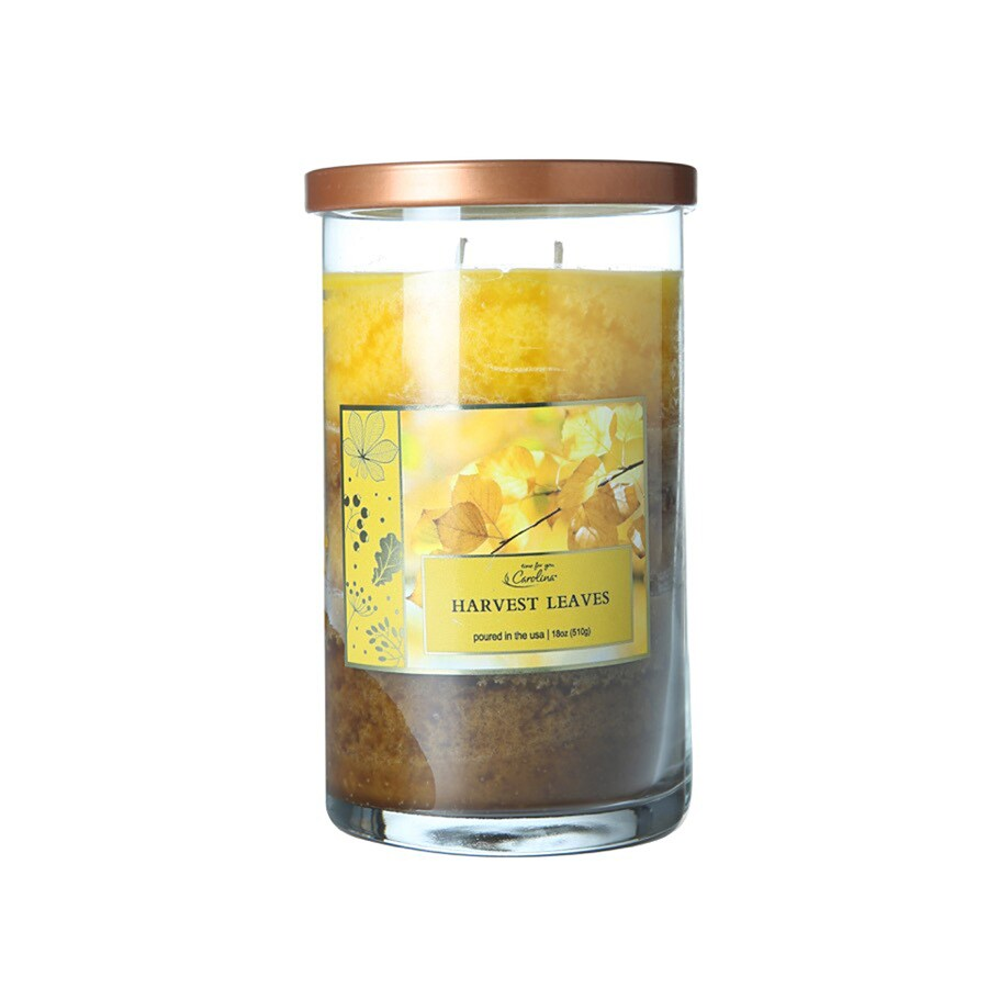 Carolina Wax Candle Indoor Thanksgiving Decoration