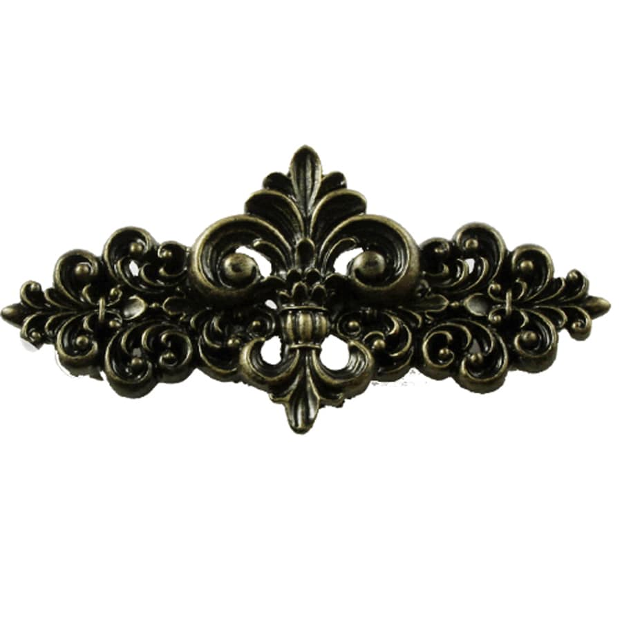 Sierra 3-in Center-to-Center Bronzed Black Cabinet Pull
