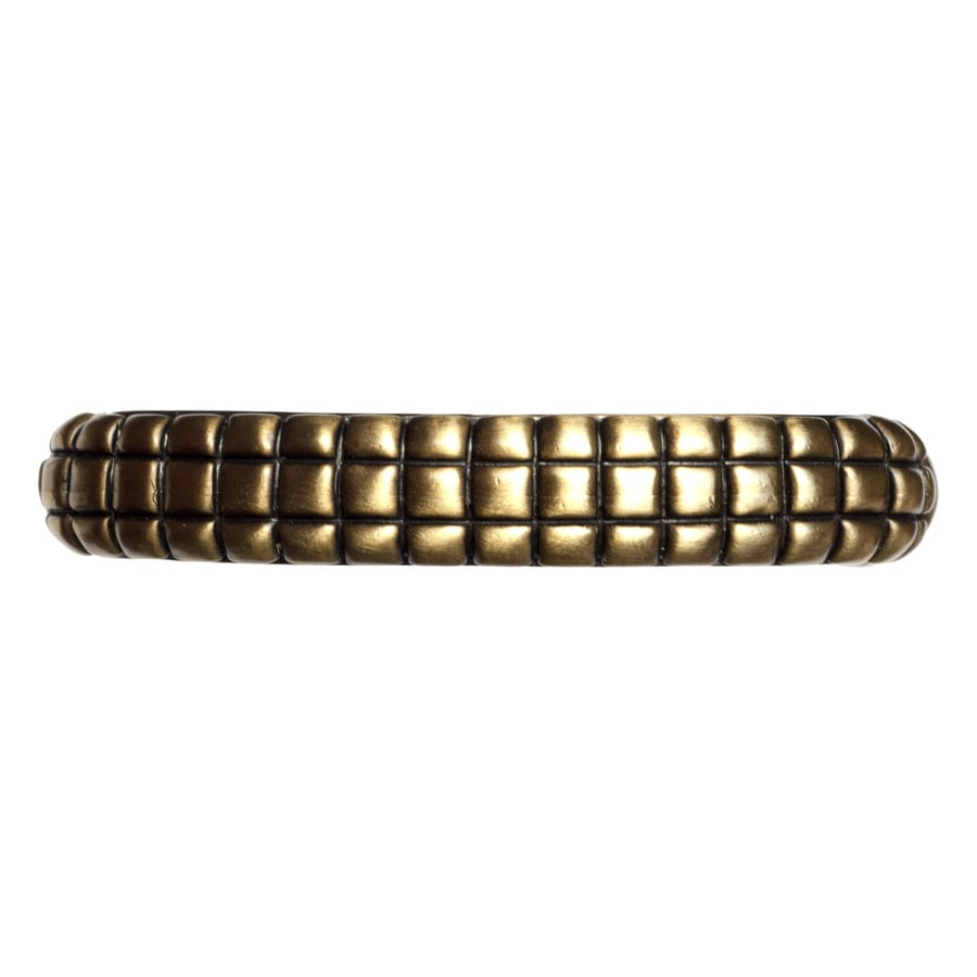 Big Sky Hardware 3-in Center-To-Center Antique Brass Bar Cabinet Pull