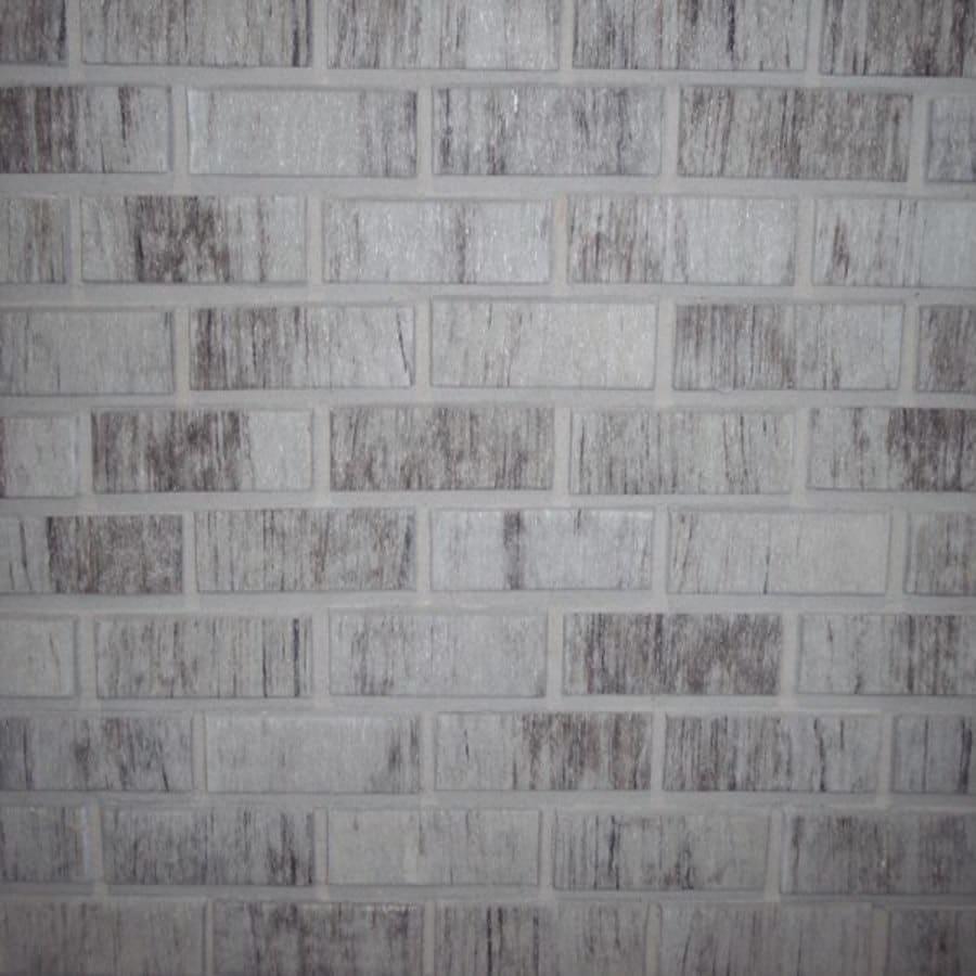 Z-Brick 2.3-in x 8-in Americana Liberty Gray Individual Piece Brick Veneer