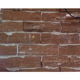 Shop Brick Veneer Accessories At Lowescom - Aged brick veneer