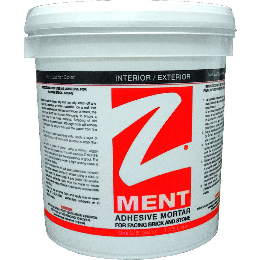 Z-Brick Black Mortar Mix