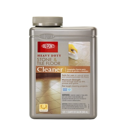 Heavy Duty Stone And Tile Cleaner