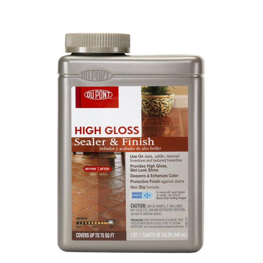 DuPont High Gloss Sealer and Finish