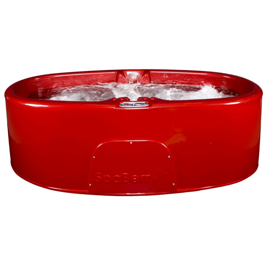 Shop SpaBerry Oval Hot Tub at Lowes.com