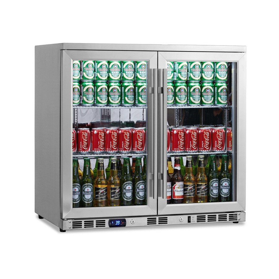 Shop Kingsbottle 7 42 Cu Ft Stainless Built In