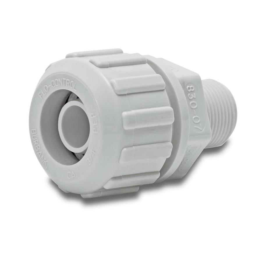 FLO Control 1-in Dia Round Adapter