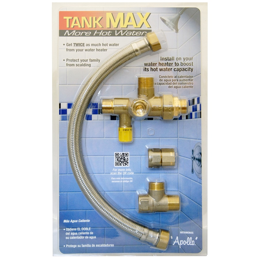Apollo TankMax Water Heater Enhancement Kit