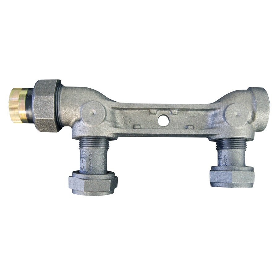A.Y. McDonald Meter Bar Polyethylene Pipe Fitting