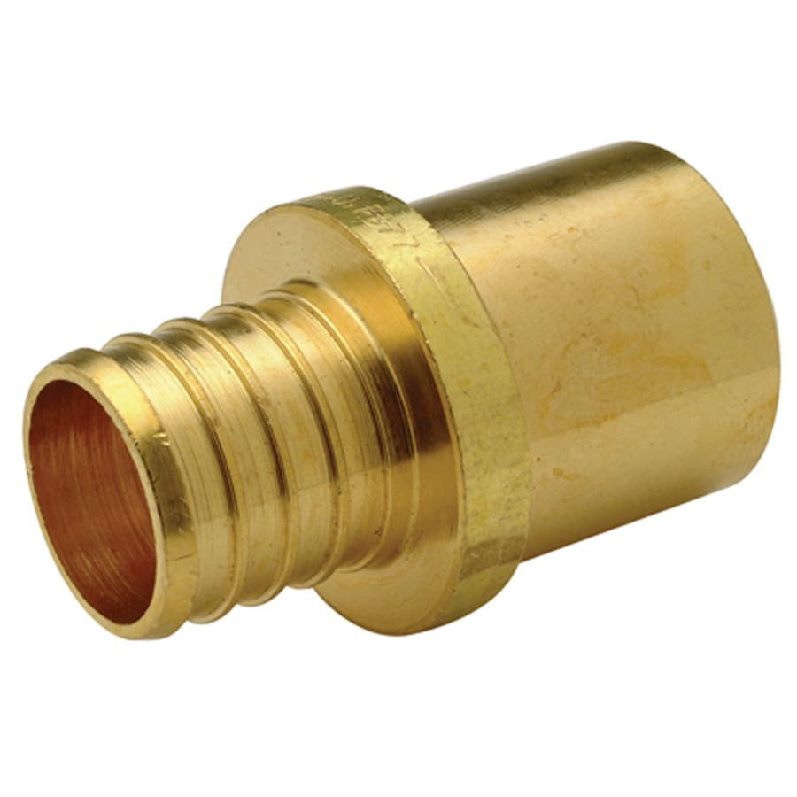 Apollo 3/4-in dia Brass PEX Female Adapter Crimp Fitting