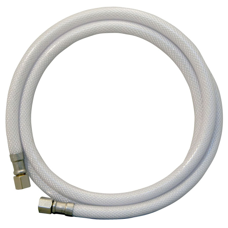 Apollo 5-ft L 3/8-in FIP Inlet x 3/4-in Pipe Thread Outlet PVC Dishwasher Connector
