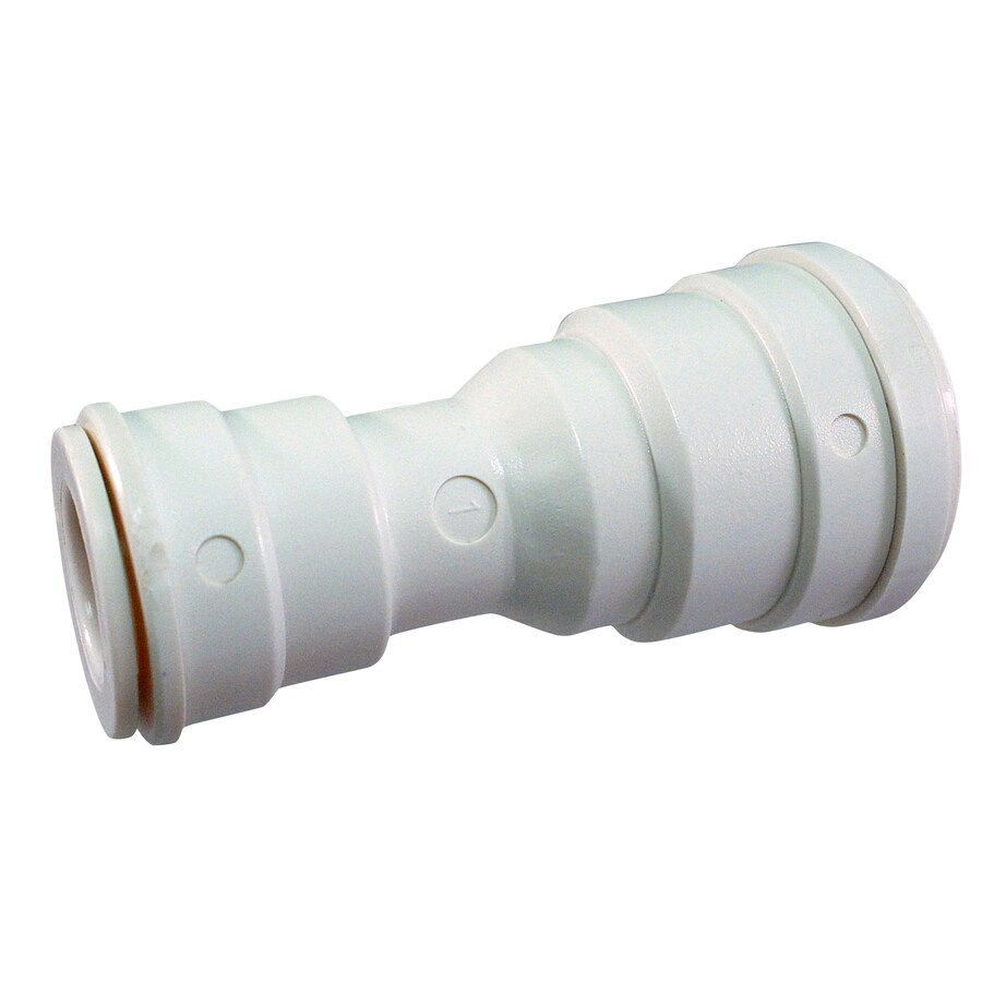 Blue Hawk 3/4-in x 1/2-in dia PEX Coupling Compression Fitting