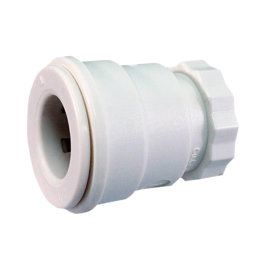 Blue Hawk 1/2-in dia PEX Adapter Compression Fitting