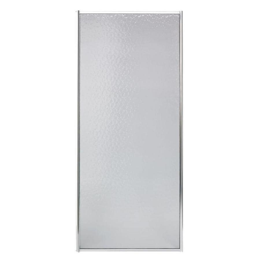 Shop Mustee Mustee 48700 Durastall 28 In W X 64 In H Framed Pivot