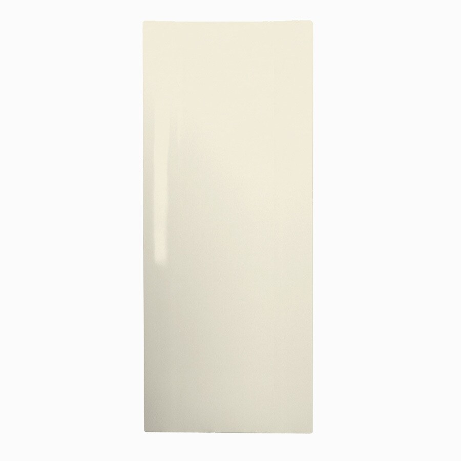 Swanstone Bone Shower Wall Trim Pieces
