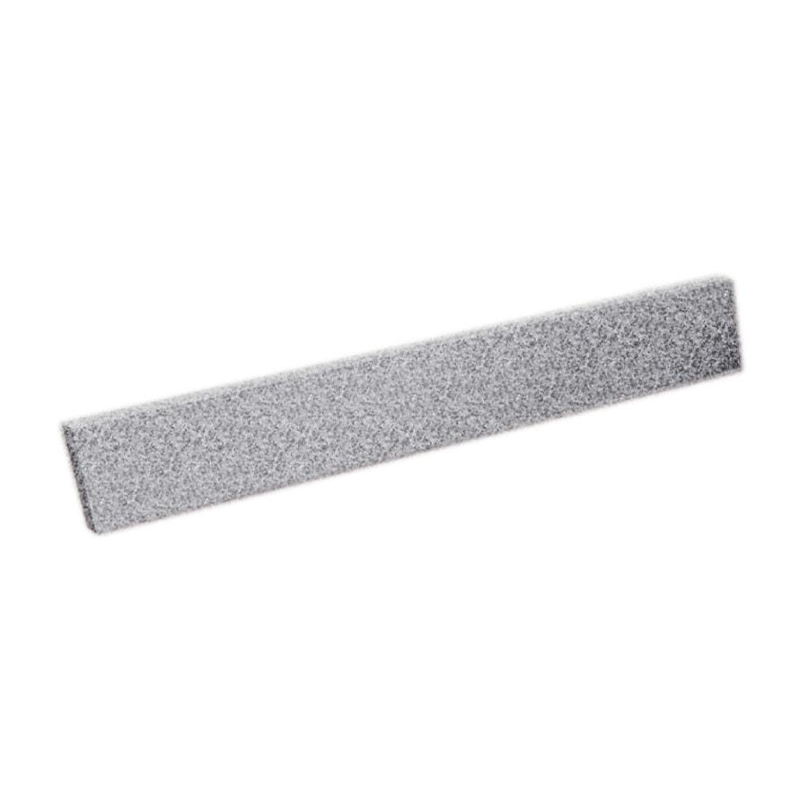 Swanstone 3-in H x 22-in L Gray Granite Bathroom Side Splash