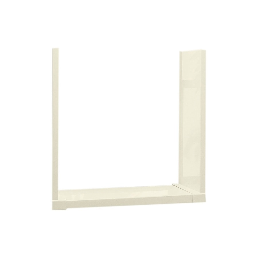 Swanstone Bone Shower Wall Window Trim Kit
